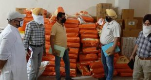 AGRICULTURE DEPARTMENT RAIDS SEED DEALERS IN JALANDHAR