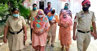 Patiala Police Busted Interstate Gang of Gold Robbers with Arrest of 3 Ladies