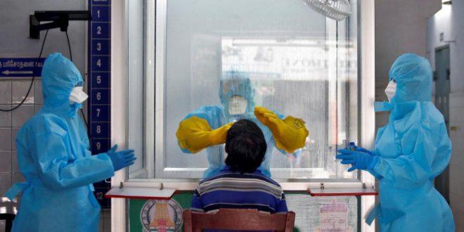 भारत: 24 घंटे में 93 हजार संक्रमित मिले, 95 हजार ठीक हुए