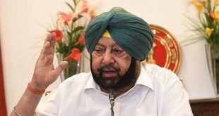 WILL TAKE 1ST SHOT OF COVID VACCINE IN PUNJAB, ANNOUNCES CAPT AMARINDER