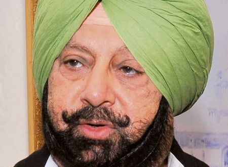 VIOLENCE BY CERTAIN ELEMENTS IN DELHI UNACCEPTABLE, SAYS PUNJAB CM, URGES FARMERS TO RETURN TO BORDERS