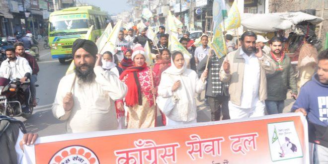 किसान संघर्ष दल ने बहादुरगढ़ में निर्मलजीत सिंह के मार्गदर्शन में तीन काले किसान विरोधी बिलों के उन्मूलन के संबंध में शुभारंभ किया