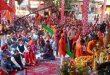 श्री राम हनुमान सेवा दल के हनुमान चालीसा पाठ का 13वा वार्षिक समागम बड़े ही धूमधाम से मनाया
