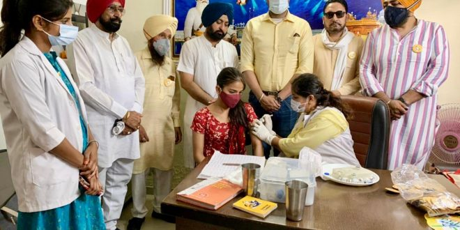 Youths must show active participation to achieve 1M milestone: Sukhwinder Singh Bindra