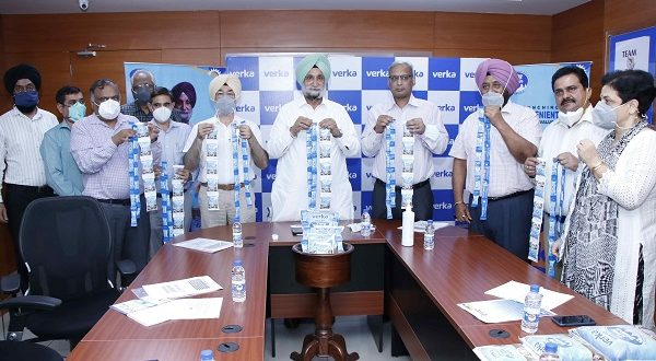 MEGA DAIRY PROJECT AT BASSI PATHANA TO COMMENCE OPERATIONS IN AUGUST: SUKHJINDER SINGH RANDHAWA