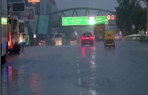 Delhi Monsoon Update: राजधानी में सुबह से बरसात, मौसम विभाग ने जारी किया था यलो अलर्ट